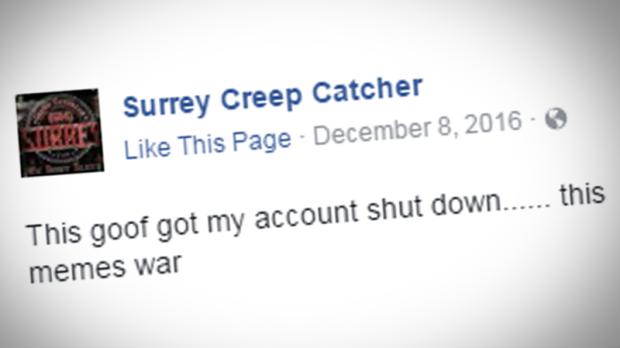 Surrey Creep Catcher