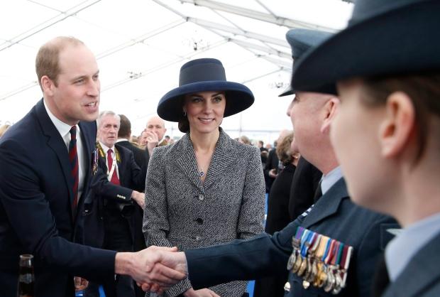 Prince William and Kate Middleton's Paris tour puts divorce rumors off