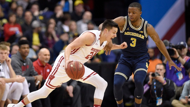 Wisconsin trashes Villanova after March Madness upset