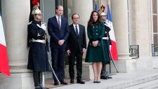 Duke and duchess in France