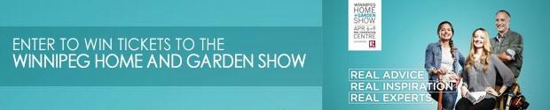 Spring Home and Garden Show Contest