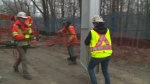 The number of women working in skilled trades is growing. (Sacha Long / CTV Windsor)