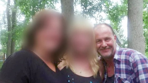 David Williamson, 44, is shown in an undated photo. (CTV News Toronto)