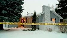Saskatoon police - Balfour and Harrington Streets
