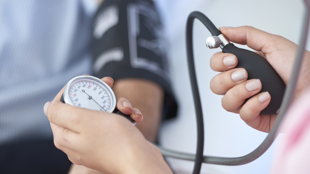 does taking blood pressure work