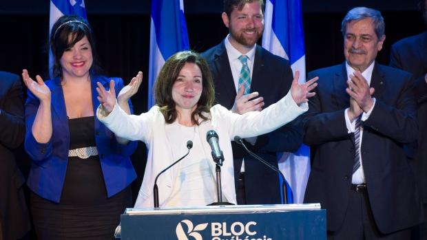 Martine Ouellet Bloc