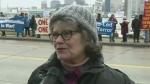 CTV Windsor: Peace rally