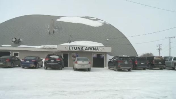 Ituna arena