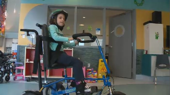 A procedure known as SDR is helping to improve mobility for cerebral palsy patients