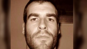 Ontario man Justin Kuijer pictured in a police handout photo.