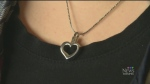 Man pleads for necklace with daughter's ashes