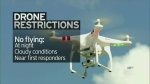 New recreational drone regulations introduced
