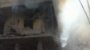 CTV National News: Syrian hospitals targeted