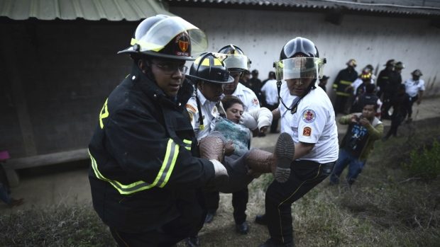 Riot breaks out at Guatemalan prison