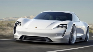 The Porsche Mission E (Porsche)
