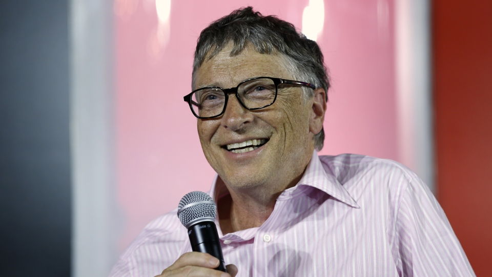 Bill Gates is shown in this file photo. (THOMAS SAMSON / AFP PHOTO)