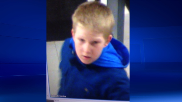 Missing boy Ethan Carron