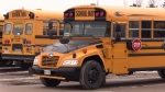 The school boards say the changes will allow the removal of 48 school buses.