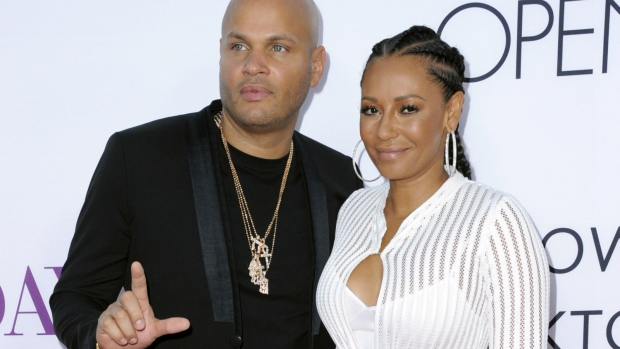 Mel B files for divorce