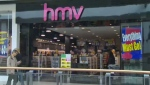 HMV gift cards worthless