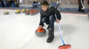CTV National News: Refugees learn to curl