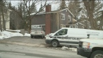 CTV Atlantic: Suspect arrested in Fredericton home