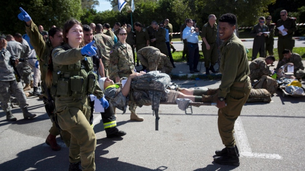 Israeli tank shelling kill youth, wounds 2 others in Gaza