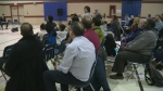 Police hold forum on reducing gang violence, drugs