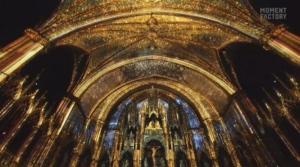 AURA at the Notre-Dame Basilica