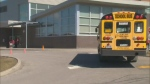 school bus, durham region