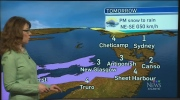 Weather for CTV Atlantic