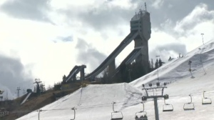 The City of Calgary is studying the feasibility of taking on another Olympics.