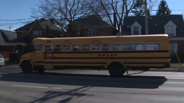 I Feel Very Frustrated Parents Forced To Choose Between Losing French Immersion Or Bus Ctv News