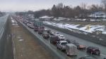 CTV Ottawa: Second day-long STO bus strike