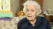 99-year-old teacher honoured for lifetime of work