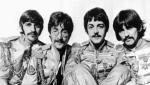 This is a 1967 handout image from Parlophone of The British group, The Beatles,. From left, are: Ringo Starr, John Lennon, Paul McCartney; and George Harrison.