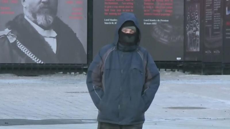 CTV Ottawa: Cold and windy!