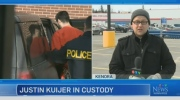 Subject of manhunt in custody