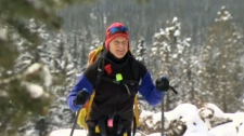 Alan Hobson defied a terminal cancer diagnosis to become an elite athlete.