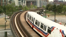 SkyTrain users can expect delays of 15-20 mins. on the Expo line at certain times Saturday and Sunday.