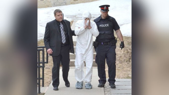 Matthew Kailing has pleaded guilty to second-degree murder in the death of Rick Connor on Wednesday, March 22, 2017.