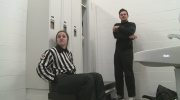 Part 3 of Women in Workforce - A female referee