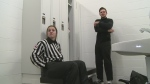 Part 3 of Women in Workforce - A female referee