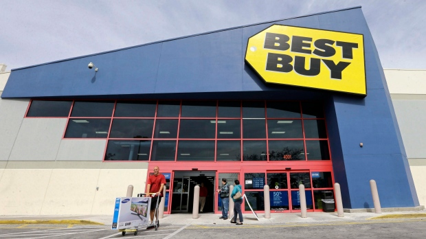 Best Buy warns of data breach