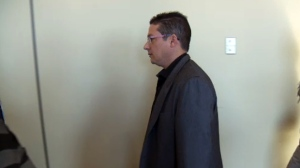 Sureté du Quebec officer Eric Deslauriers has been convicted of manslaughter