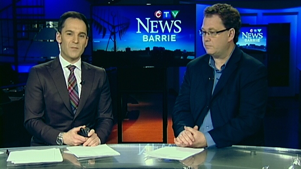 CTV Barrie: 2017 Federal budget | CTV Barrie News