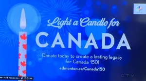 Candle for Canada