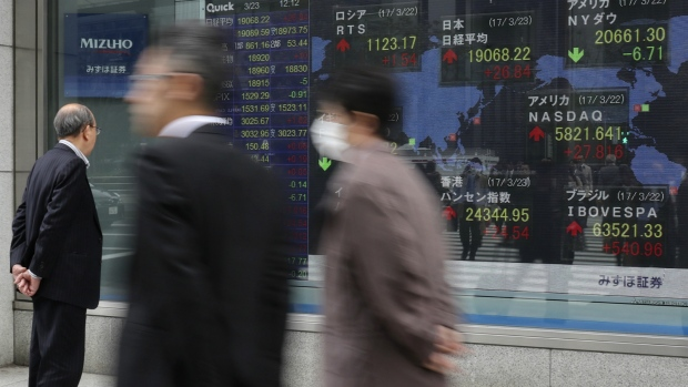 TSX rises as energy, financials lead