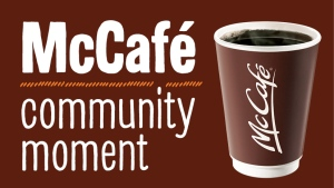McCafé Community Moment