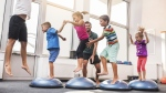 Children who exercise could benefit from a reduce risk of developing depression in the future, according to new research. (BraunS/Istock.com)